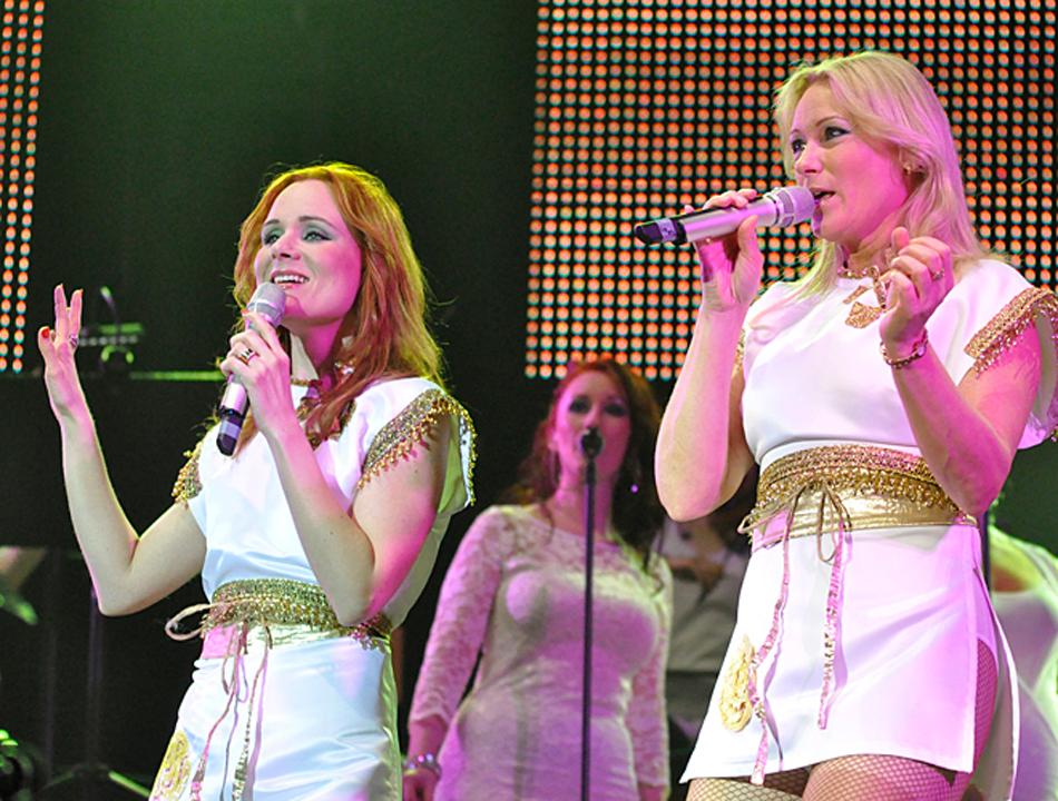 Abba The Show O2 World Hamburg 2013