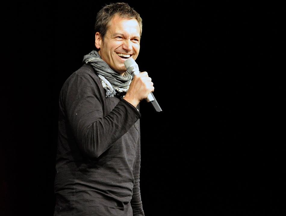 Dieter Nuhr in der O2 World Hamburg (14. März 2014)