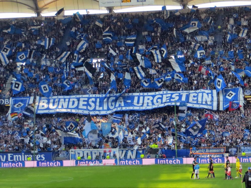HSV: Bundesliga-Urgesten - niemals zweite Liga