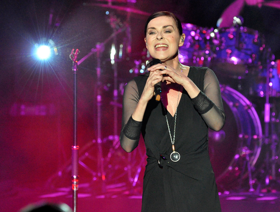 Lisa Stansfield live im CCH in Hamburg am 10. Mai 2014