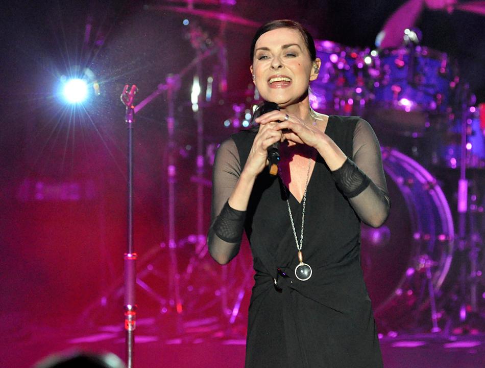 Lisa Stansfield live im CCH in Hamburg am 10. Mai 2014