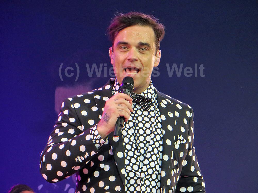 Robbie Williams Swings Both Ways, O2 World Hamburg, 22.05.14