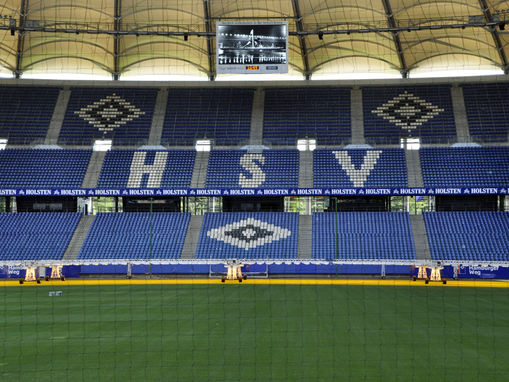 Nur der HSV :)