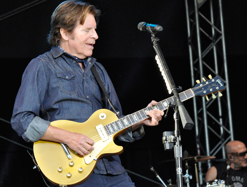 John Fogerty von Creedence Clearwater Revival solo im Hamburger Stadtpark