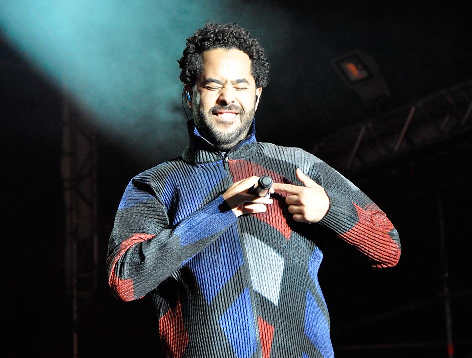 Adel Tawil live im Hamburger Stadtpark (31.08.14)