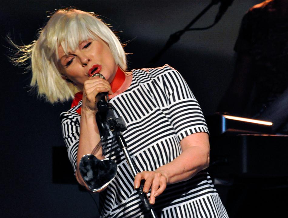 Blondie live in der Großen freiheit in Hamburg (24.06.14)