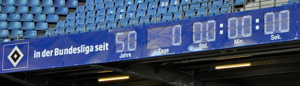 HSV – einfach unabsteigbar!