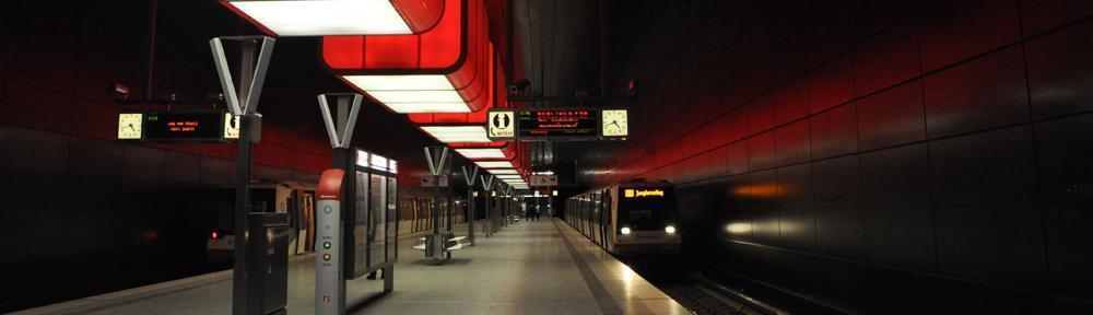 Hamburg ist bunt: U4 HafenCity
