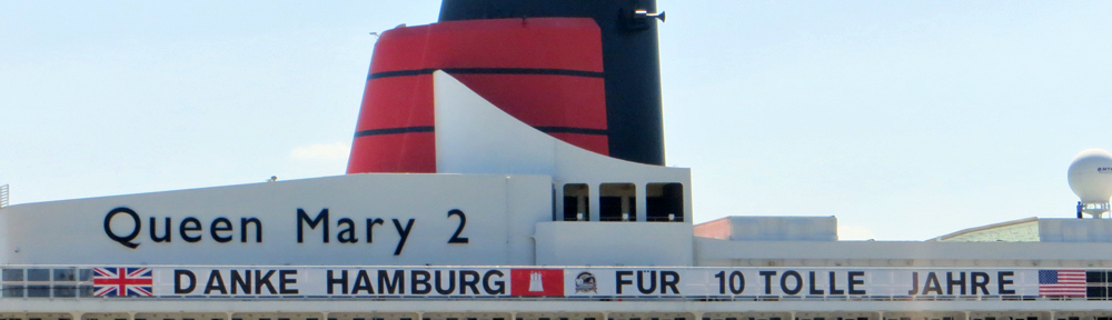 Queen Mary 2: 10 Jahre Hamburg