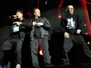 Die Fantastischen Vier in der O2 World Hamburg am 17.12.14