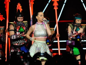 Katy Perry live in der o2 World Hamburg, 12.03.15