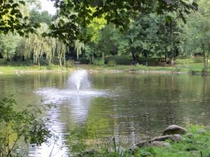 Hammer Park in Hamburg Hamm-Nord