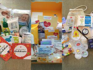 Baby Willkommens-Pakete von DM, Rossmann & Budni | Wiebkes Welt