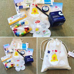 Budni Mein Baby Tasche für Babys | Wiebkes Welt