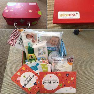 DM Glückskind Koffer für Babys | Wiebkes Welt