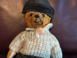 Alter Teddy Teddybaer