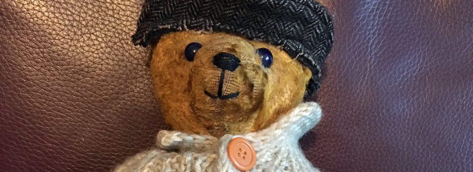 Alter Teddy Teddybaer Omas Teddy
