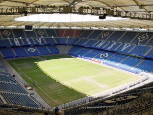 Volksparkstadion HSV Hamburg