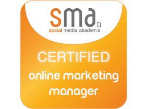 Siegel Certified Online Marketing Manager