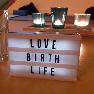 Love Birth Life - Hypnobirthing-Vorbereitungskurs