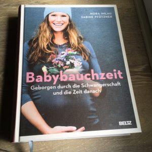 Buch Babybauchzeit von Nora Imlau