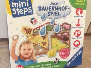 Ravensburger ministeps Unser Bauernhof-Spiel