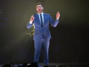 Michael Bublé Konzert in Hamburg