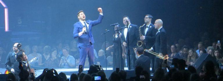 Michael Bublé Konzert in Hamburg: Warum es mein Mama-Herz berührt hat